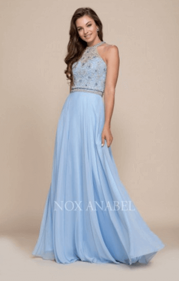 c01d5385f Stop in and browse the selection. New orders typically ship within 5 days!  Visit the Nox Anabel online catalog to see additional bridesmaid dresses.