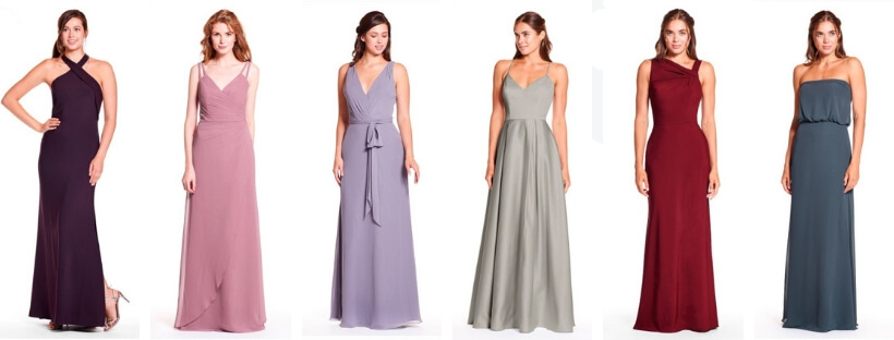 9f32b96c641 Bill Levkoff Bridesmaid Dresses